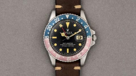 Eric Wind vintage watch