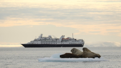 Silversea's Northeast Passage Voyage
