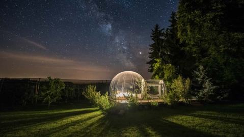 The Best Bubble Hotels Around the World