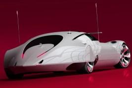 Galaxion concept car