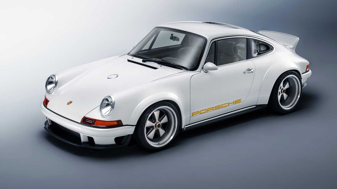 Singer Reimagines The Porsche 964 As Never Before With New Dls Robb Report