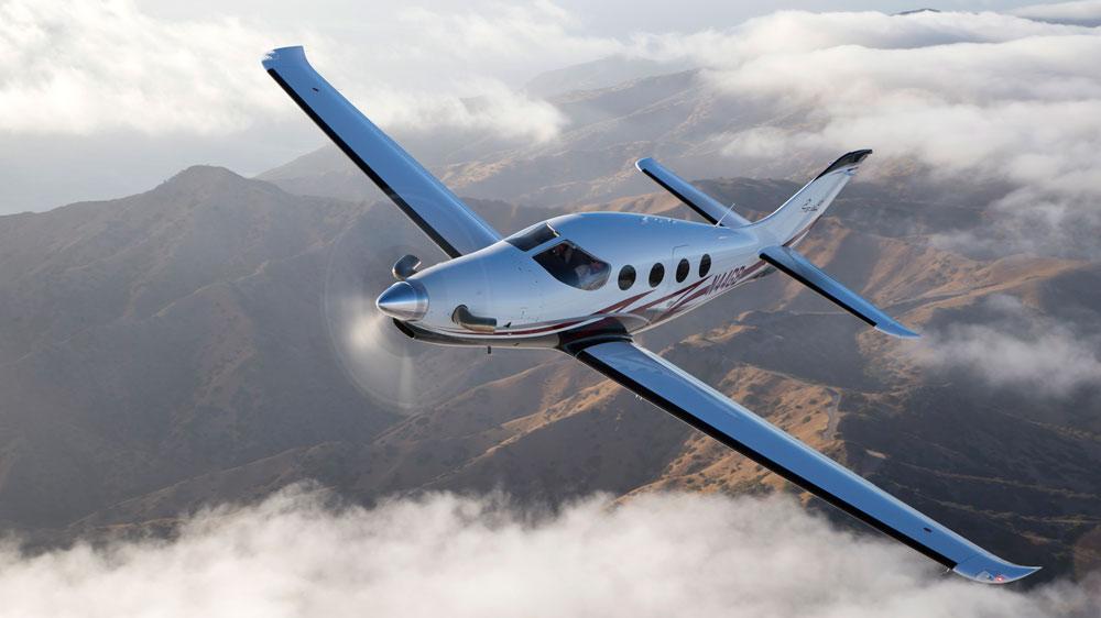Epic E1000 aircraft
