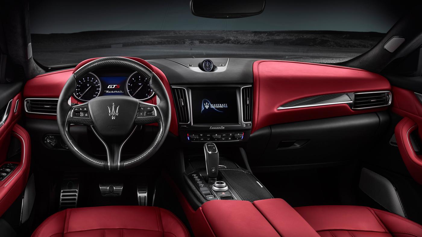 The 2019 Maserati Levante GTS.