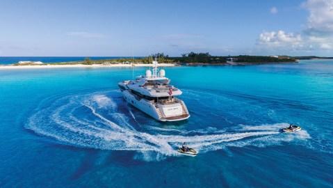 Lost Boys charter yacht