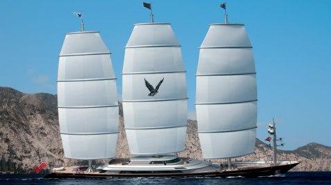 Perini Navi Maltese Falcon