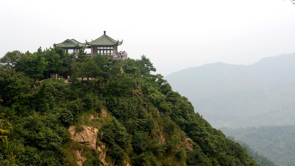 Mount Mogan China