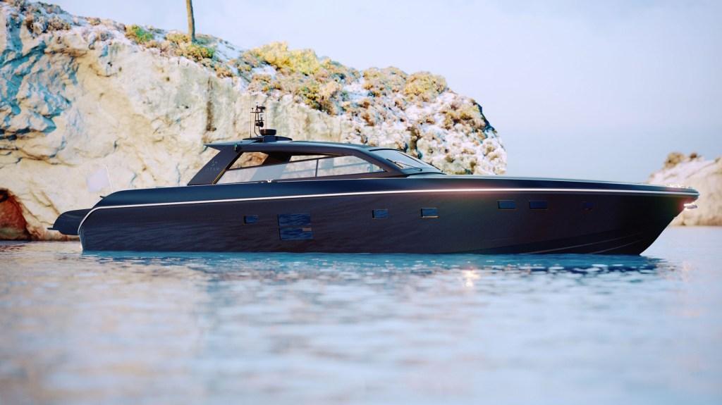 Otam 85 GTS yacht