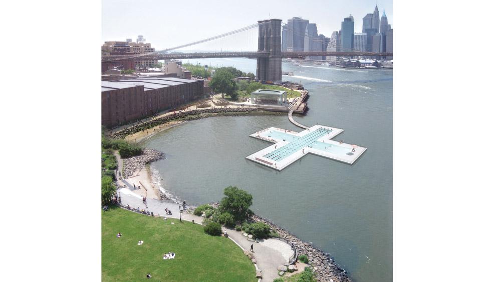 + Pool Concept Rendering