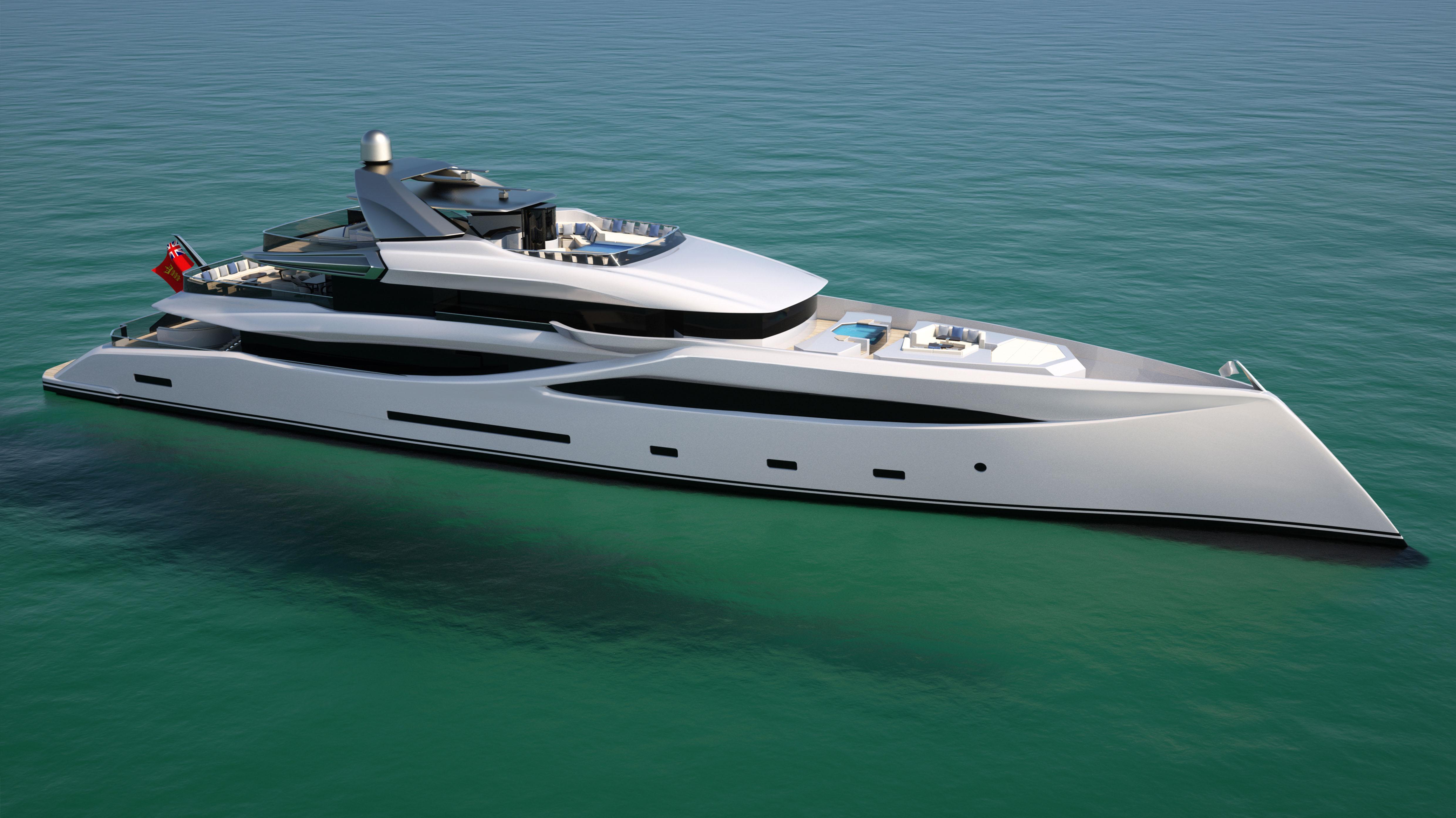 Reymond Langton 60M Concept