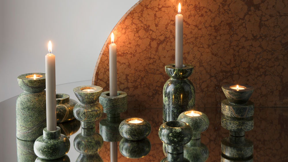 Tom Dixon Candle Holders