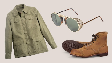 Men's Luxury Guide to Packing for Safari