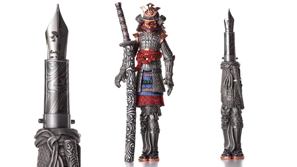 Montegrappa's Samurai Pen