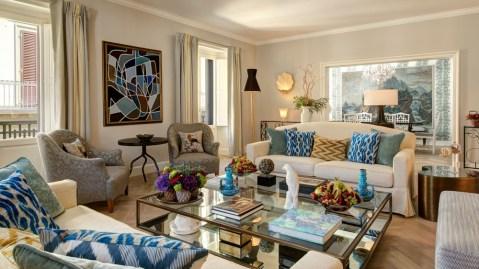 Hotel Savoy Duomo Presidential Suite