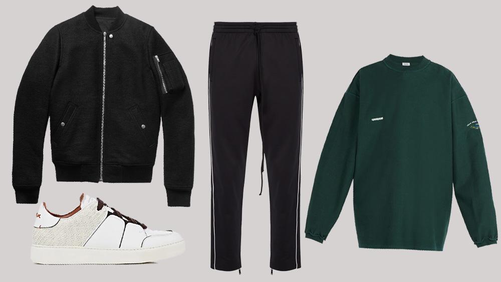 Luxury Mens Streetwear