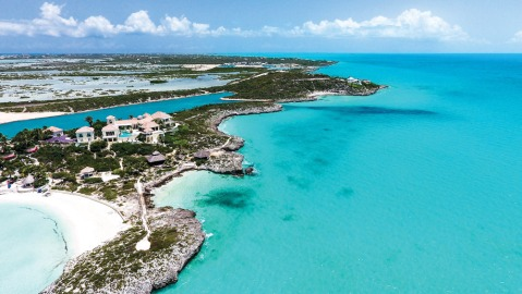 Prince's Turks and Caicos Island Estate