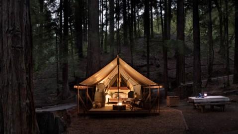 Ventana Big Sur tent