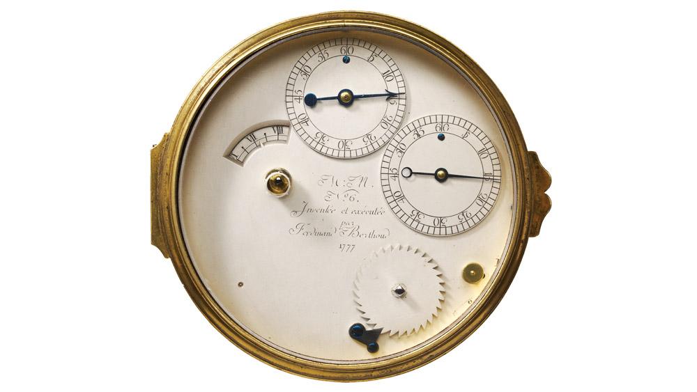 A Berthoud design watch