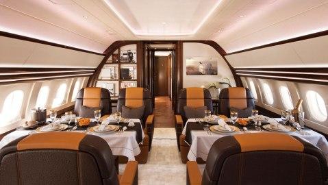 Winch Design Airbus ACJ319