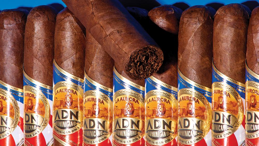 La Aurora ADN Dominicano cigar