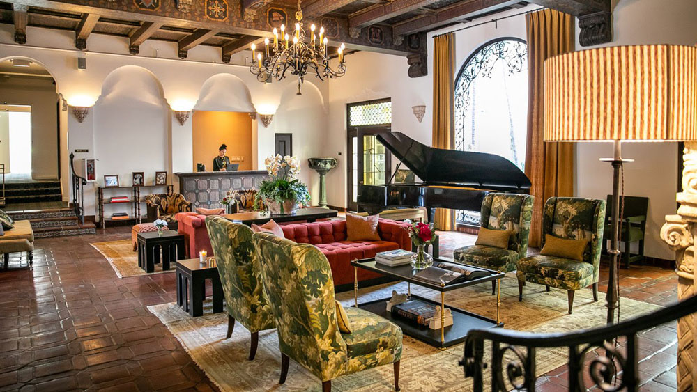 Villa Carlotta Residential Hotel