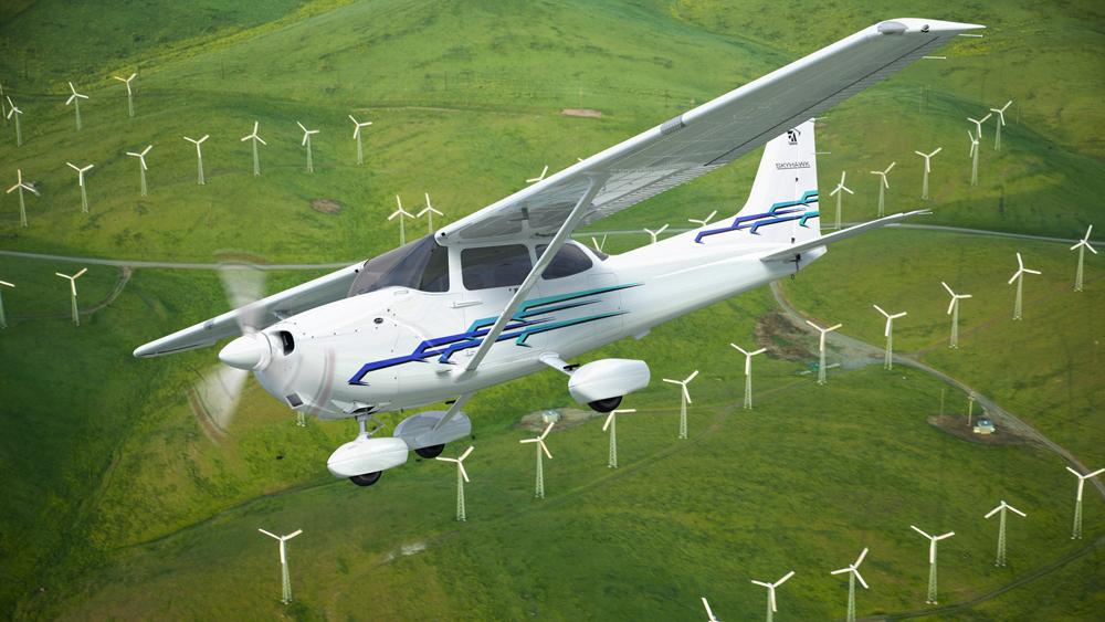 Cessna Skyhawk SP