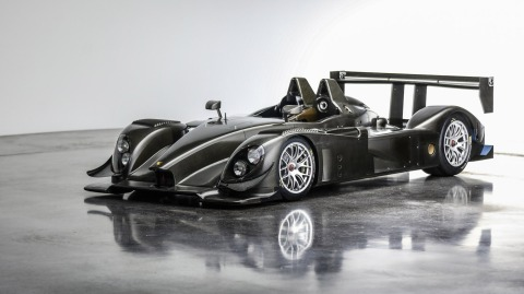 The 2007 Porsche RS Spyder being offered by Gooding & Company at its 2018 Pebble Beach Auctions.