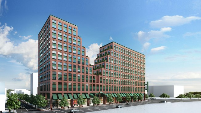 485 Marin in Jersey City, New Jersey