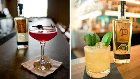 Andrew Jackson Dollarhide Cocktails