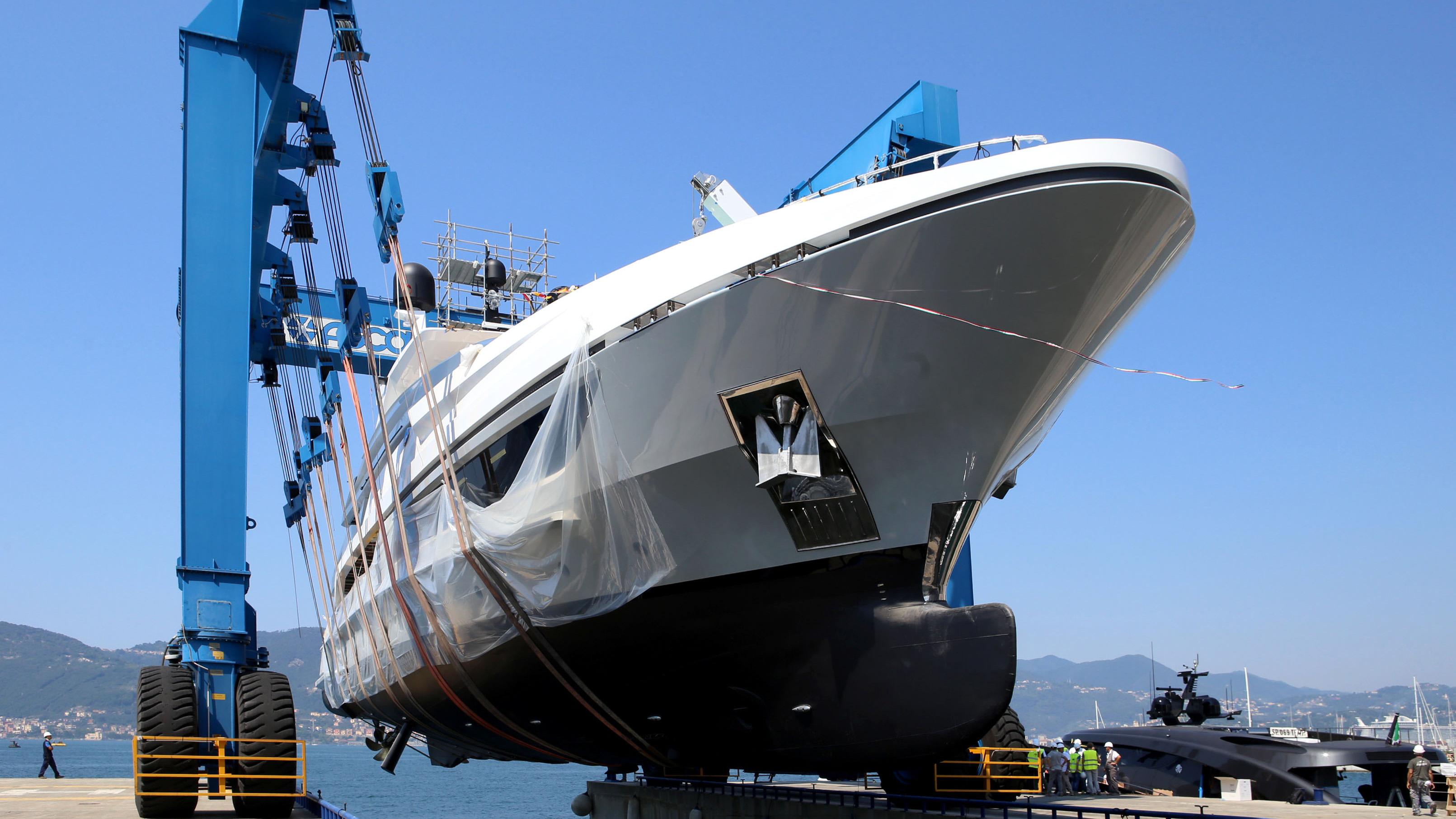 Baglietto 48m T-Line superyacht
