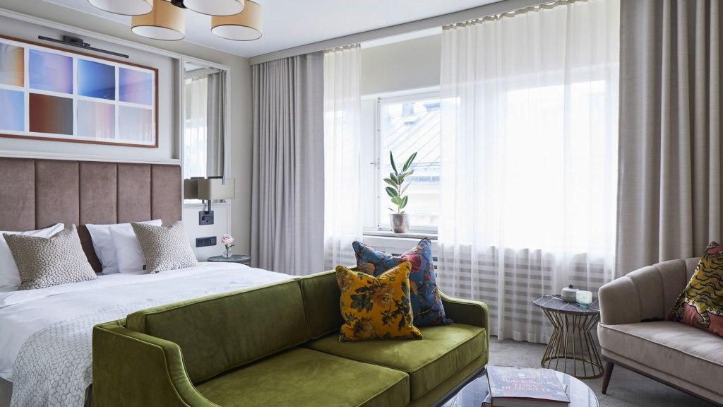 Bank Hotel Stockholm, Sweden