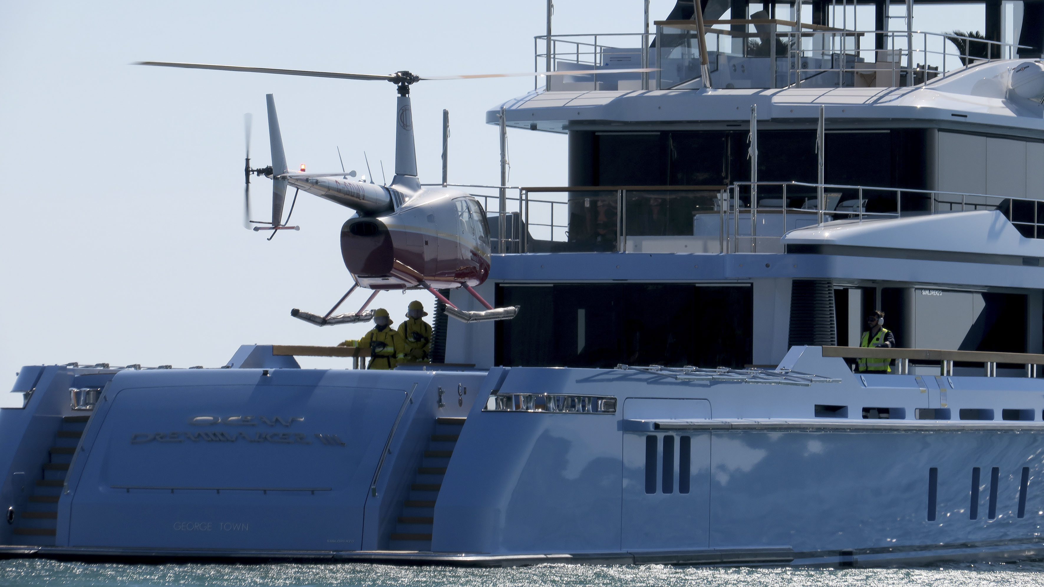 Sanlorenzo 500Exp Explorer Yacht