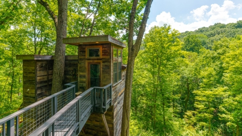 Nashville Home with Treehouse