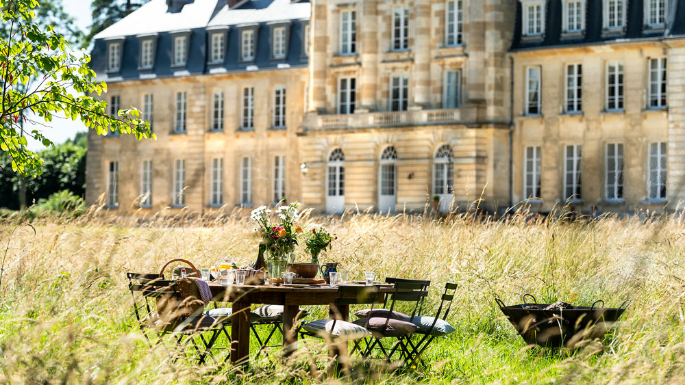 Chateau de Courtomer Vacation Rental Normandy