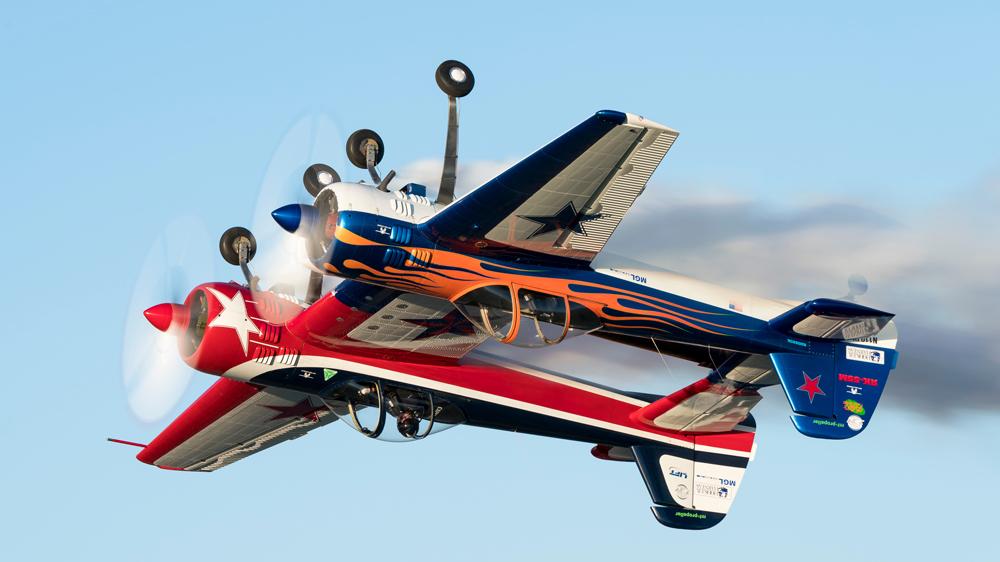 Yak 110 airplane