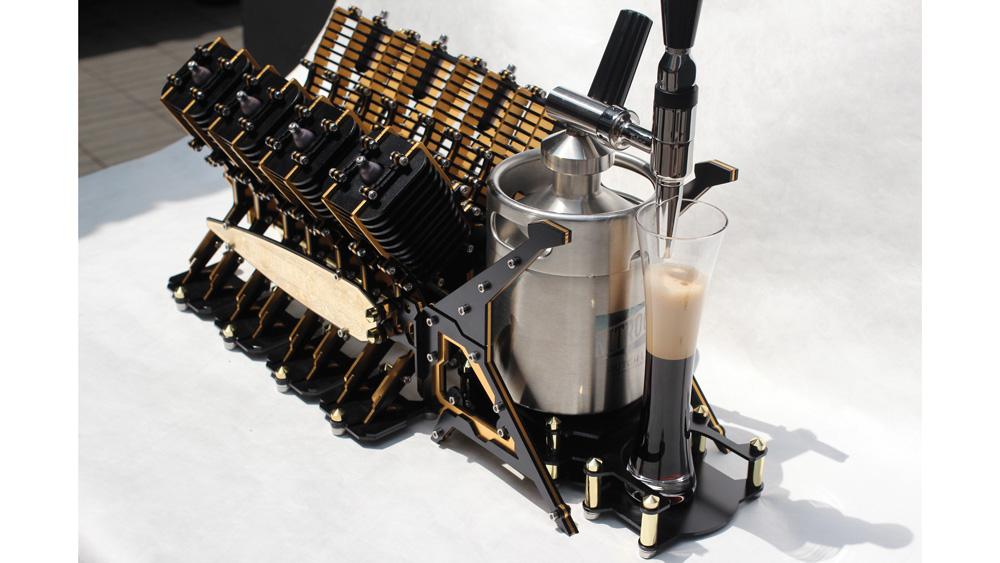 Dutch Lab Cold-Brew Nitrogen Model