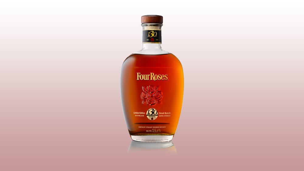 Four Roses 130th Anniversary bourbon