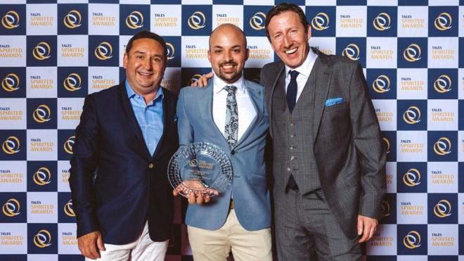 Savoy Spirited Awards