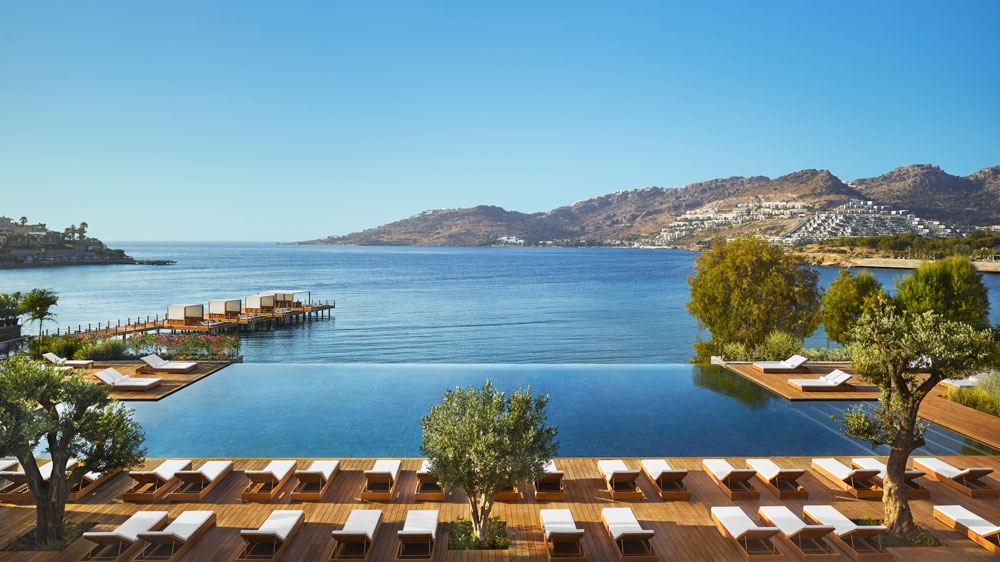 Bodrum Edition Resort in Turkey