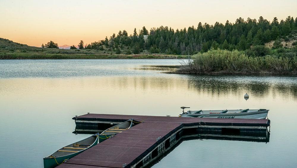 Elk Island Ranch in Kremmling, Colorado