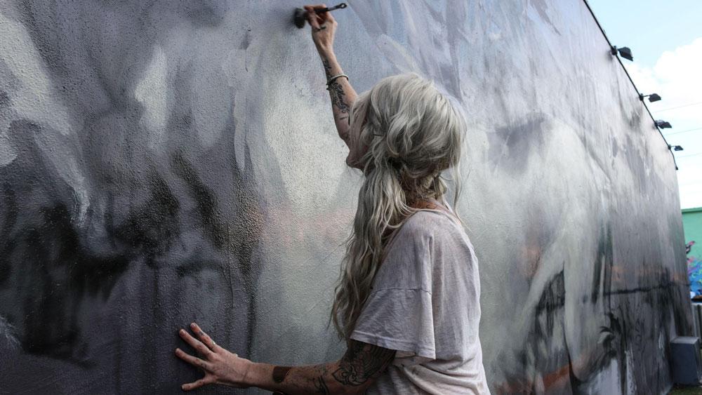 Faith XLVII street art