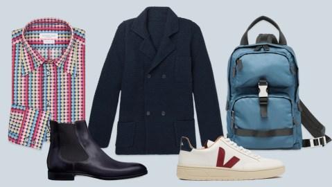 Luxury Menswear Fall Essentials