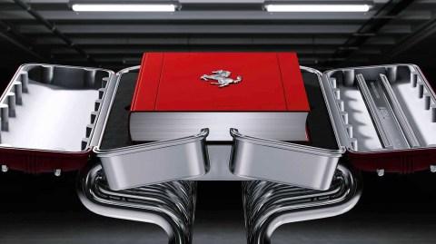 Taschen's new Ferrari book priced at $30,000.