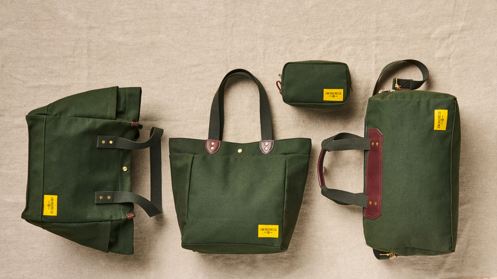 J.W. Hulme Heritage Canvas Collection