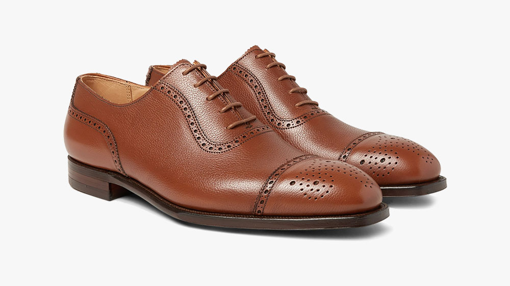 George Cleverly Brogues