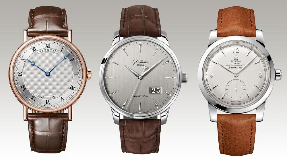 Gray Watch Dials