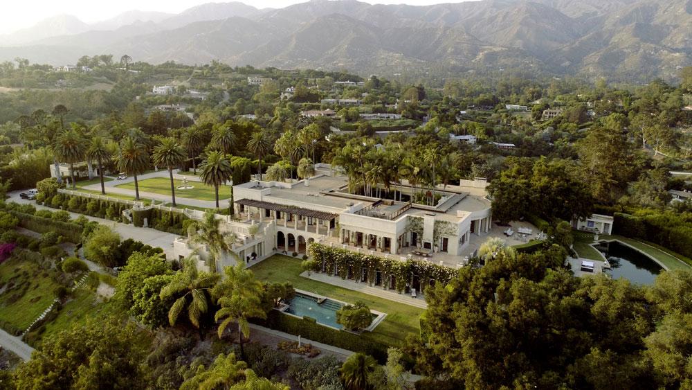 Solana in Montecito, California