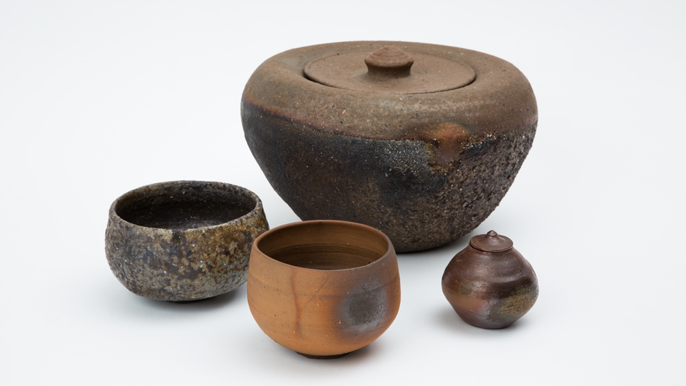 Pottery at Japan House