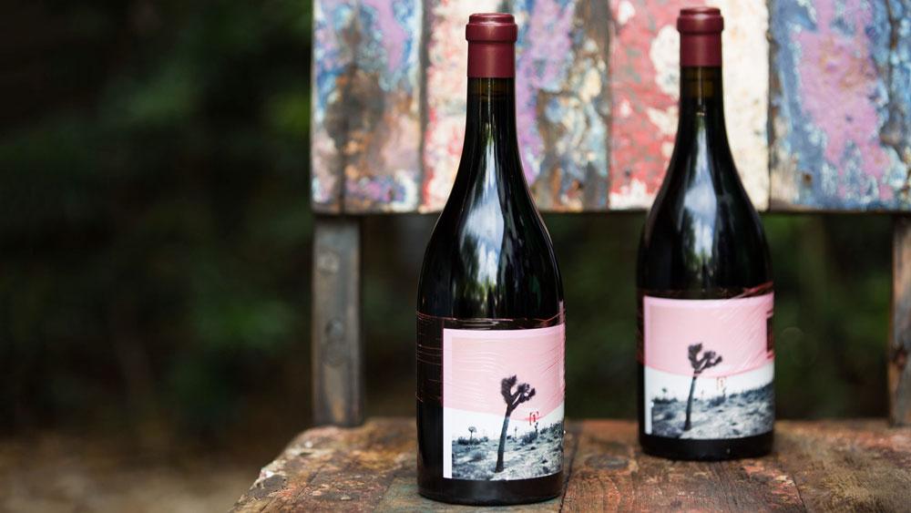 8 Years in the Desert wine