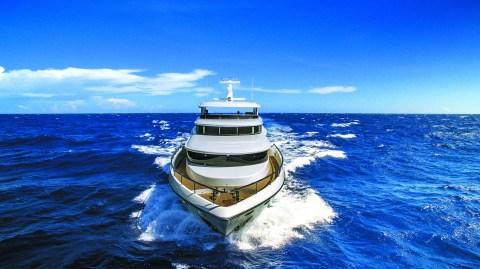 Johnson Yachts 93 Superyacht