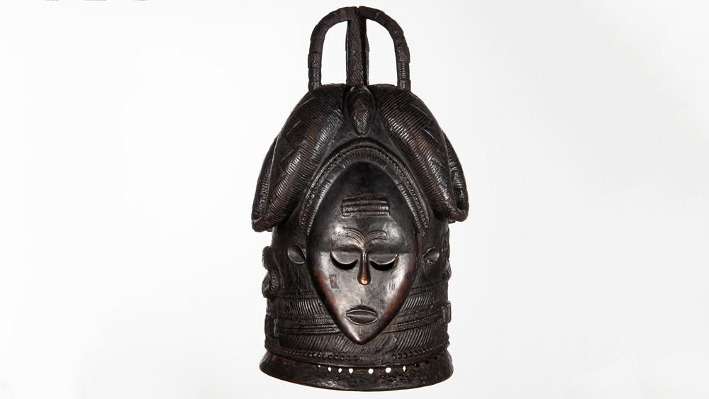 Helmet Mask Sande Society